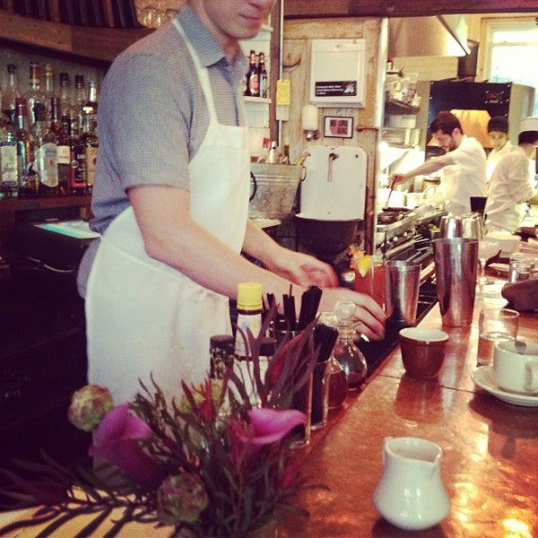 Photo taken at Vinegar Hill House by Stacey M. on 6/10/2012