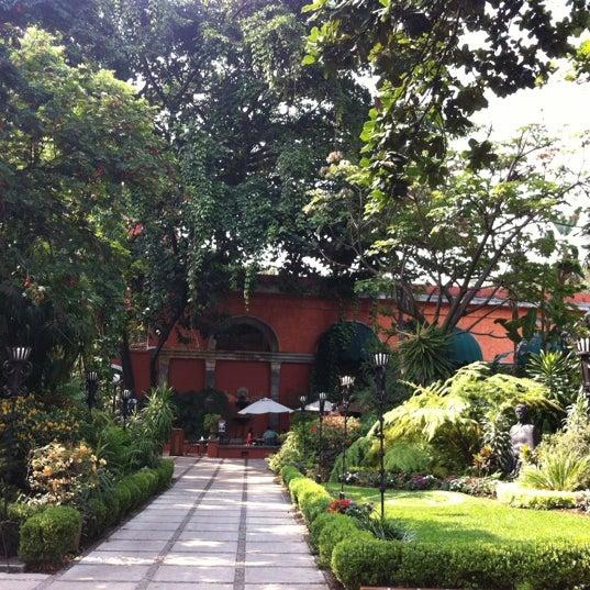 Photo taken at Hotel & SPA Hacienda de Cortés by Jess L. on 5/26/2012