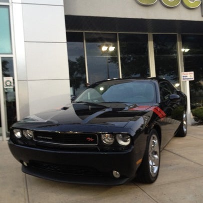 Photo Taken At Rockland Chrysler Jeep Dodge By Stephen M. On 7/22/
