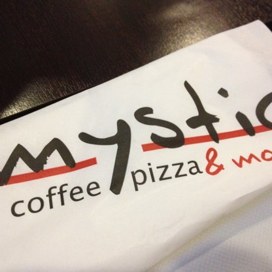 Photo taken at Mystic by Serena M. on 6/21/2012