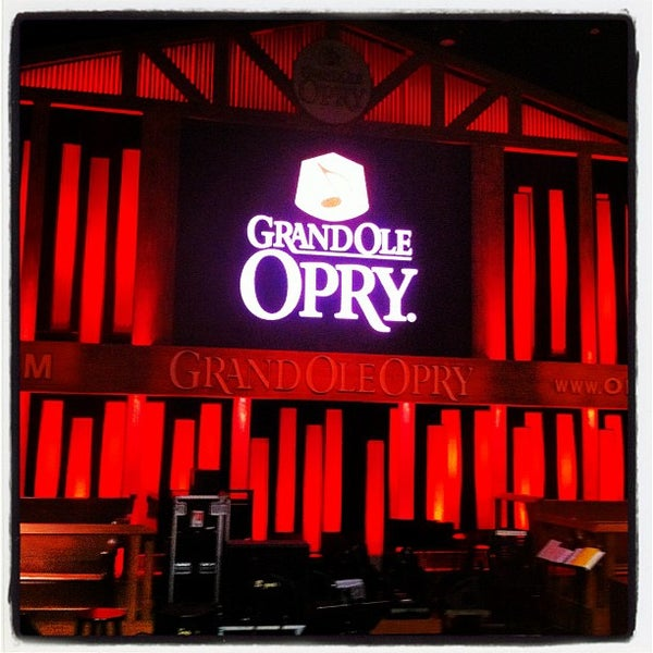 Concert Hall In Nashville