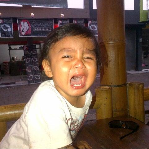 Photo taken at Lombok Galak by Arini Y. on 7/21/2012