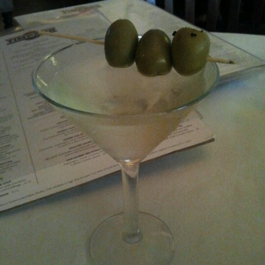 Photo taken at Timpano Italian Chop House by Andrew P. on 7/8/2012