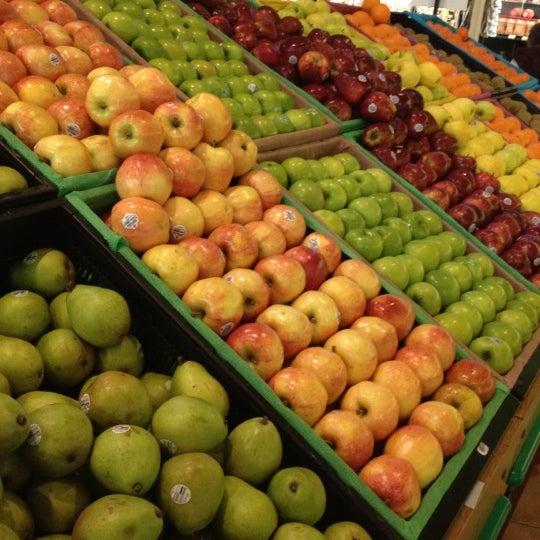 Photo taken at Superama by Pedro E. on 4/15/2012