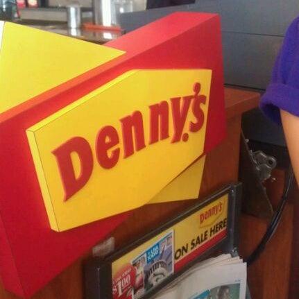 Photo taken at Denny's by Skyler M. on 5/5/2012