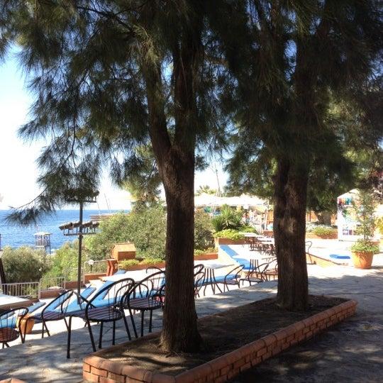8/24/2012 tarihinde Serkan T.ziyaretçi tarafından Pine Bay Holiday Resort'de çekilen fotoğraf