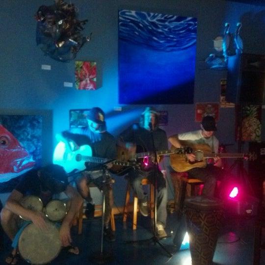 Photo taken at Mocha Vida Cafe by Derrick R K. on 6/16/2012