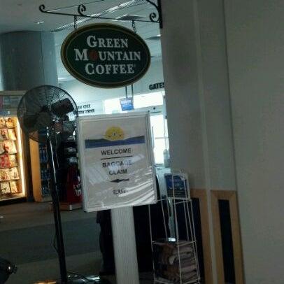 Foto tomada en Burlington International Airport (BTV) por Neiki U. el 2/17/2012