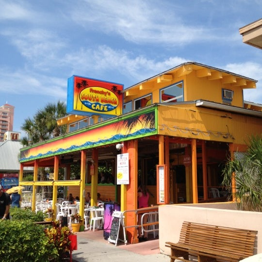 Frenchy S South Beach Cafe Clearwater Fl