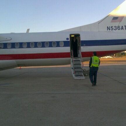 Photo taken at Shreveport Regional Airport (SHV) by Kat H. on 11/4/2011