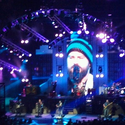 Photo taken at Xfinity Center by Larry F. on 9/10/2012