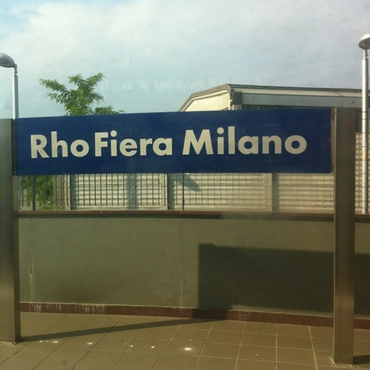 Stazione rho fiera milano 32 tips from 3102 visitors for Rho fiera milano 2016