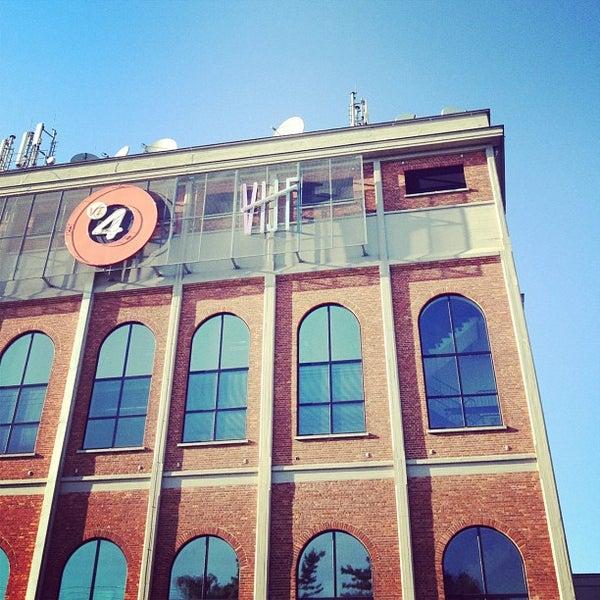 Photo taken at SBS Belgium by Lode B. on 9/7/2012