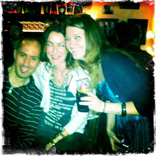 Photo taken at Dorian Gray NYC by kelley f. on 3/27/2011