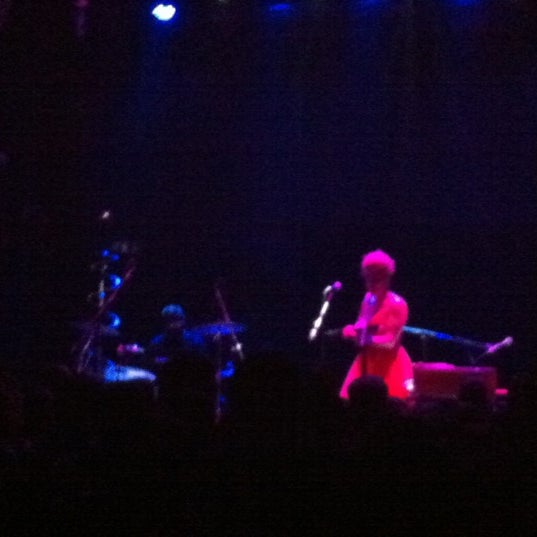 Photo taken at MusicBox by Joana V. on 3/4/2012