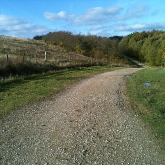Photo taken at Apedale Country Park by Deb B. on 10/28/2011