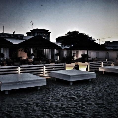 4/12/2012 tarihinde Leonard B.ziyaretçi tarafından Bagno Adriatico 62'de çekilen fotoğraf
