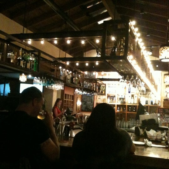 Photo taken at Fat Fish Cantina Grill by Emily P. on 11/8/2011