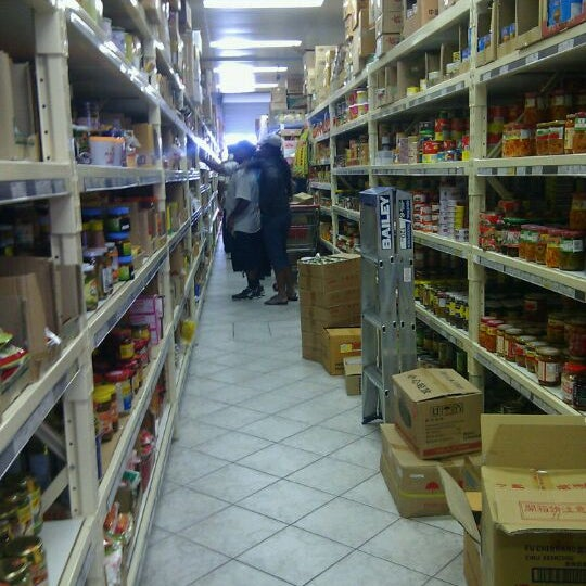 Asian cash and carry