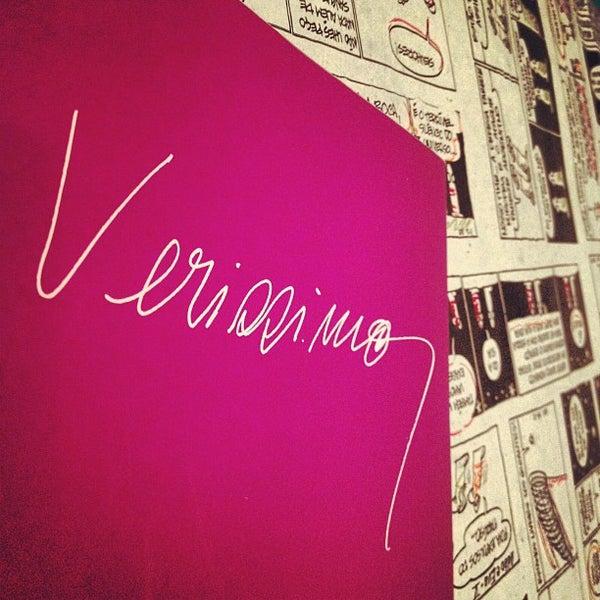 Foto tirada no(a) Verissimo Bar por Bernardo R. em 5/27/2012