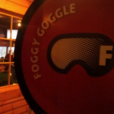 Photo taken at Foggy Goggle by Jake S. on 1/7/2012