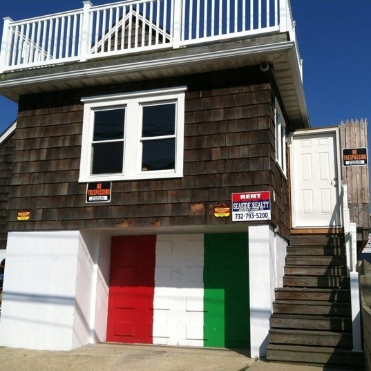 Mtv jersey shore house 1209 ocean ter for 1209 ocean terrace seaside heights nj