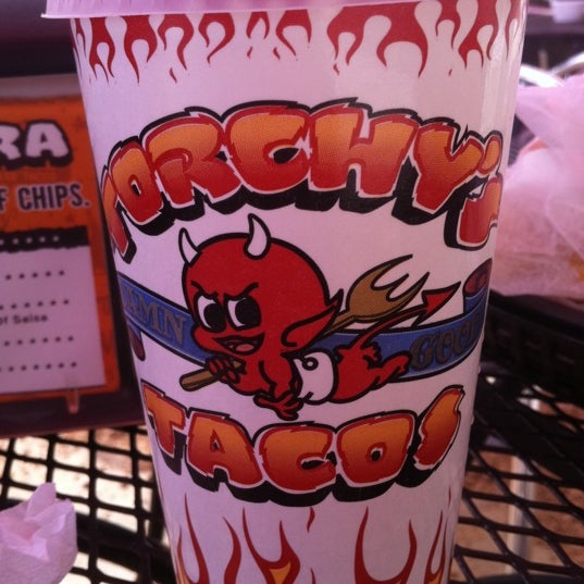 Photo taken at Torchy's Tacos by Courtney L. on 1/6/2011