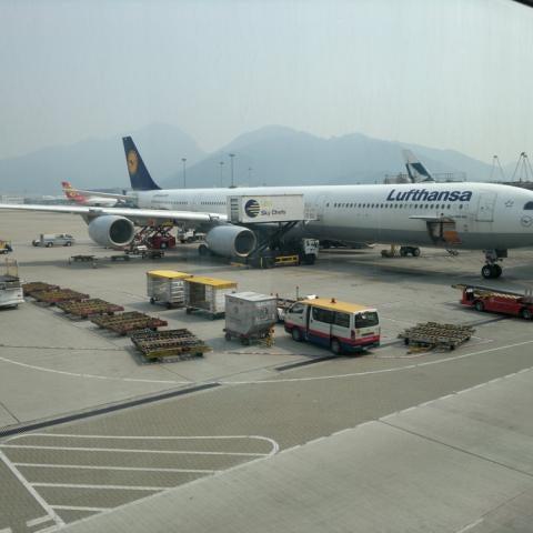 Lufthansa flight lh 730 plane for Lufthansa direct flights to germany