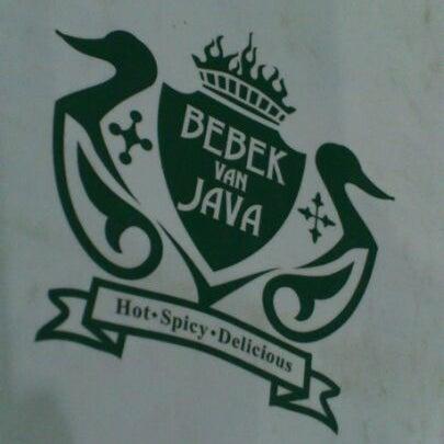 Photo taken at Bebek Van Java by Aga W. on 8/30/2011