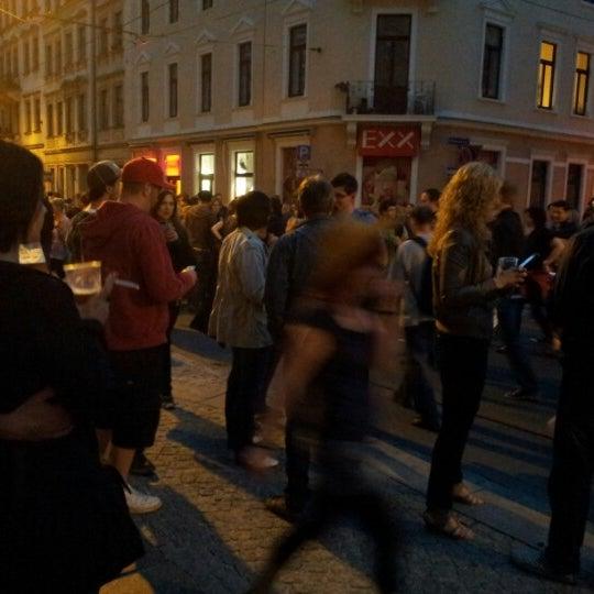 Photo taken at BRN - Bunte Republik Neustadt by Heidi G. on 6/15/2012
