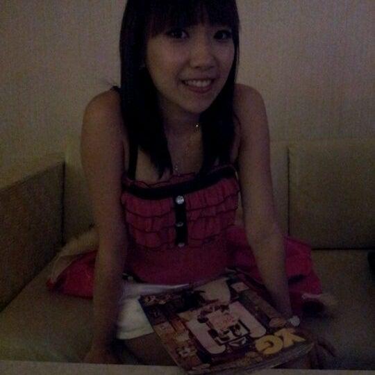 Photo taken at Sense Cafe by Apple B. on 12/2/2011