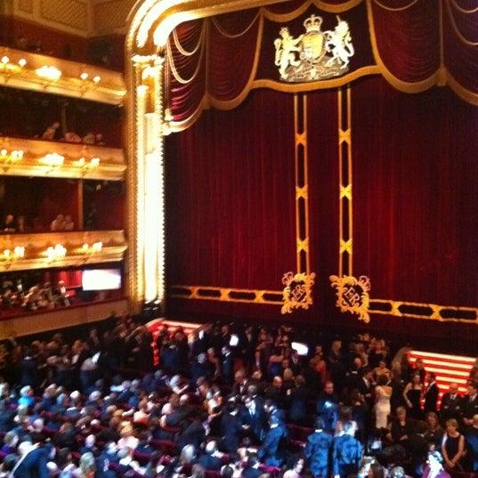 Photo taken at Royal Opera House by Tim B. on 2/13/2011