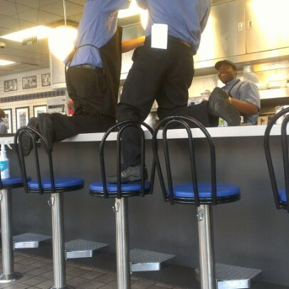Photo taken at Waffle House by Sunny on 6/24/2012