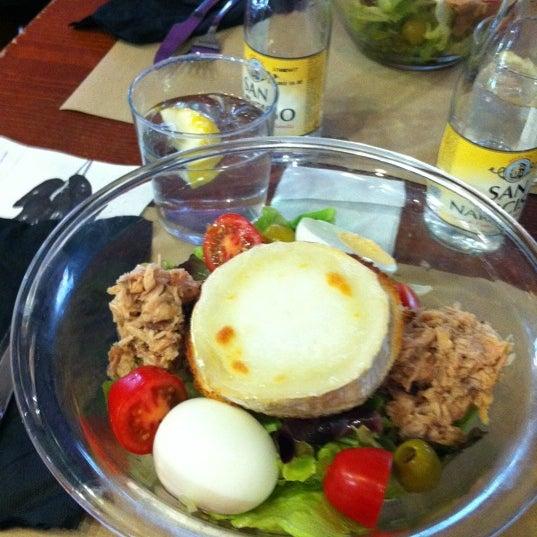 Taberna lizarran tapas restaurant for Tapas faciles y buenas