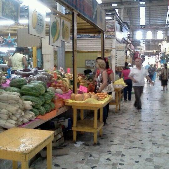 Foto diambil di Mercado Pino Suarez oleh José Luis L. pada 10/28/2011