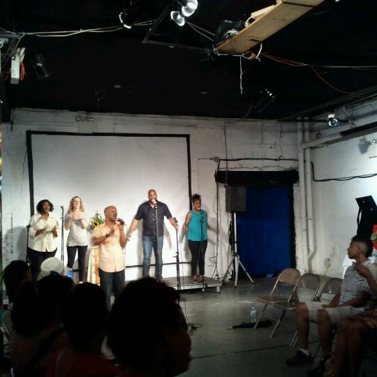 Photo taken at Expansion Church @ DCTVNY by Vanessa A. on 7/29/2012
