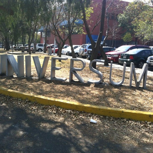 Photo prise au Universum, Museo de las Ciencias par Tania G. le1/28/2012