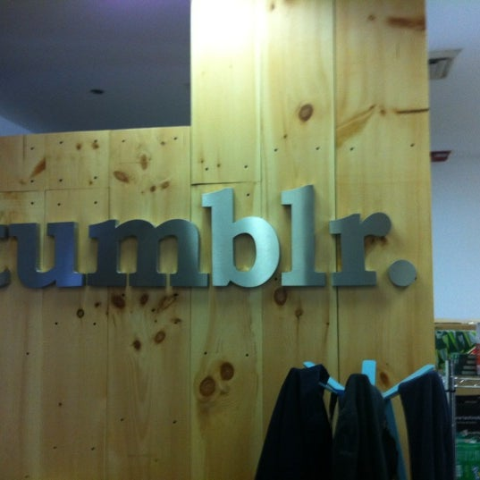 Photo taken at Tumblr HQ by Nicole M. on 5/18/2012