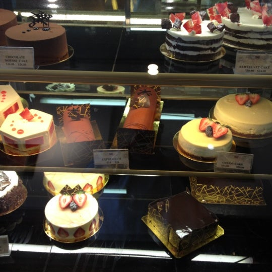 Photo taken at Cannelle Patisserie by Elle R. on 6/13/2012