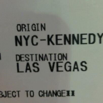 Photo taken at Terminal 3 by Owen K. on 1/14/2012