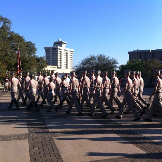 Photo taken at The Quad by Sonia G. on 10/15/2011