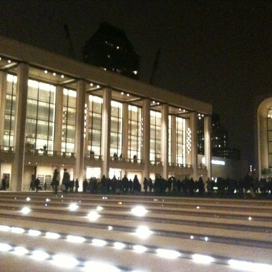 Photo taken at New York City Ballet by RJ L. on 2/11/2012