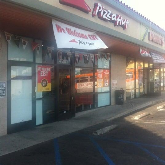 Photos at Pizza Hut - Wilshire Center - Koreatown - Los Angeles, CA
