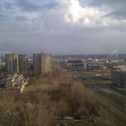 Photo taken at Blok 38 by Aleksandar O. on 1/15/2012