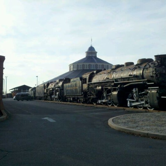 Photo taken at B & O Railroad Museum by Jon D. on 12/12/2011