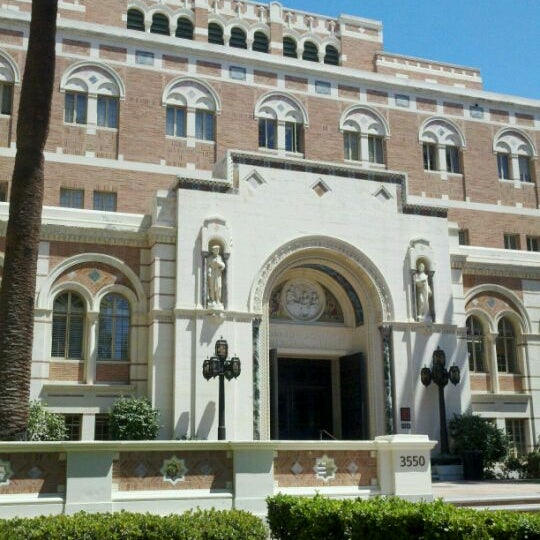 Photo taken at Doheny Memorial Library (DML) by Jeff H. on 7/26/2011