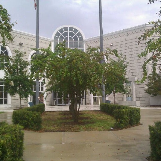 Photo taken at Florida State College at Jacksonville (Deerwood Center) by Brad C. on 9/22/2011