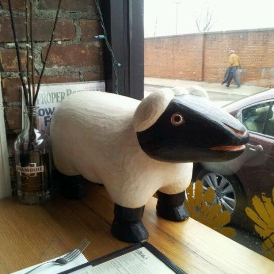3/3/2012 tarihinde mike l.ziyaretçi tarafından The Haven'de çekilen fotoğraf