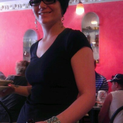 Photo taken at Caffe Pompei by Dee F. on 8/7/2012