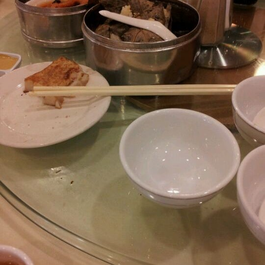 Photo taken at PV Palace Seafood Restaurant by Jeff S. on 1/23/2012